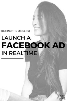 Launch a Facebook AD