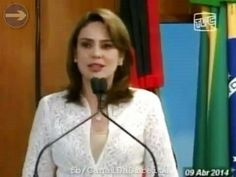 Rachel Sheherazade discursa na tribuna da Câmara de JP - YouTube