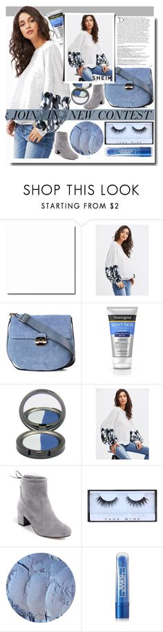 """""""$30 COUPON FOR WINNER"""" by fashiondiary5 ❤ liked on Polyvore featuring Furla, Neutrogena, Balmain, Lipstick Queen and shein"""