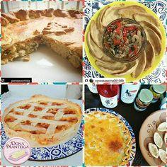 Natal é na Dona Manteiga: Torta Tiroliro (Massa, Bacalhau, Pimentão e Azeite de Salsinha), Pezza Dolce (Torta de Ricota Baresa) e Kits: Torta escolhida, 1 Vinho Pizzato e 1 Antepasto De Tommaso. Encomendas até Dia 21, pelo Whatt: (11) 9 9458-1069. #tortas #pezzadolce #barquete #detommasobr #pizzato  @donamanteiga #donamanteiga #danusapenna #amanteigadas #gastronomia #food #bolos #tortas www.donamanteiga.com.br