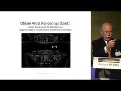 "Richard Haines ""Useful research methods for aircrew and air traffic controller UAP sighting"" - YouTube"
