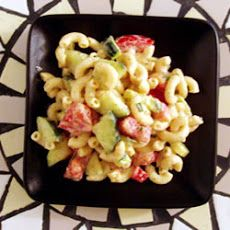 Cucumber and Dill Pasta Salad Recipe