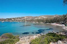Along the coast from Aegina Town to Perdika, Aegina Town, Saronic Gulf, Greece