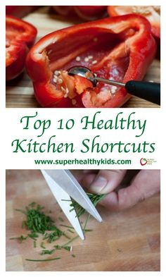 Top 10 Healthy Kitch