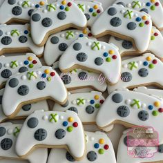 Birthday & Character Cookies