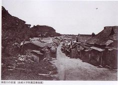 ベアトの幕末写真 神奈川の街道