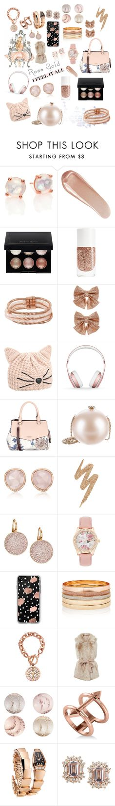 """""""Untitled #68"""" by devrene ❤ liked on Polyvore featuring Ippolita, NARS Cosmetics, Witchery, Betsey Johnson, Monsoon, Karl Lagerfeld, Beats by Dr. Dre, Fiorelli, Chanel and Monica Vinader"""