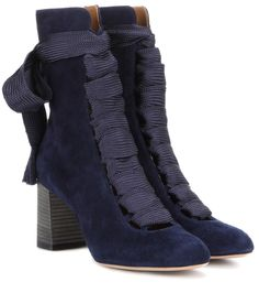 mytheresa.com - Harper suede boots - Luxury Fashion for Women   Designer  clothing d483316abc9