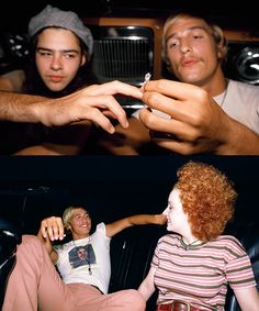 Dazed and Confused (1993) [behind the scenes]