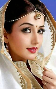 Stunning gorgeous and attractive Beautiful Indian Brides, Beautiful Girl In India, Beautiful Blonde Girl, Beautiful Girl Photo, Most Beautiful Indian Actress, Beautiful Saree, Cute Beauty, Beauty Full Girl, Beauty Women