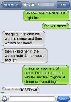 Made me laugh