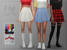 updates the sims 4 Mods Sims 4, Sims 4 Mods Clothes, Sims 4 Game Mods, Sims 4 Clothing, The Sims 4 Pc, Sims 4 Mm Cc, Sims Four, Maxis, Vêtement Harris Tweed