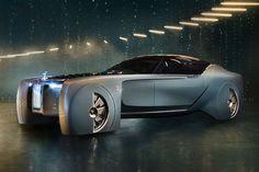 Rolls-Royce Vision Next 100 Vorstellung - AUTO MOTOR UND SPORT