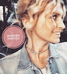 meyniii#meynilove  Yeni model choker kolyee  Ayrintilar icin whatsapp 05462738863 Urun linki bio'da, bugune ozel %20 indirimmlee ♂️ #meyniii #design #handmade #miyuki #motifrosemoustache #choker #style #love #miyukibeads #fashion #necklace #meyniii2017summer #new