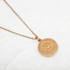 Are you interested in our aztec coin pendant gift? With our silver gold disc necklace you need look no further. Gold Disc Necklace, Gold Chain With Pendant, Coin Pendant, Diamond Pendant, Silver Necklaces, Pendant Jewelry, Gold Jewelry Simple, Chains For Men, Jewelry