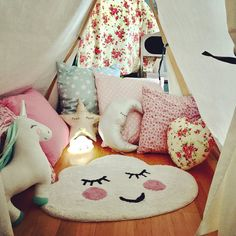 Giveaway   Win A Plush Unicorn Cushion From My Lovely Little Den ♥