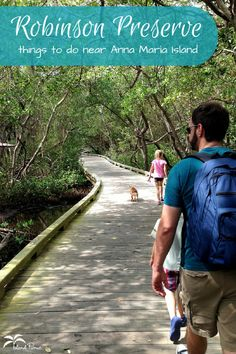 Robinson Preserve -- Things to do near Anna Maria Island