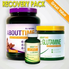 We now have  BUNDLES  to help you Jumpstart your trainjng ,Recover or to Fuel the athlete inside. Check out these great priced packs.at TryAboutTime.com