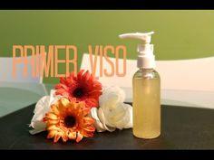 Primer viso naturale fatto in casa, oil free! Con inulina e acido ialuronico - YouTube