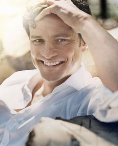 Colin Firth by Colin Bell