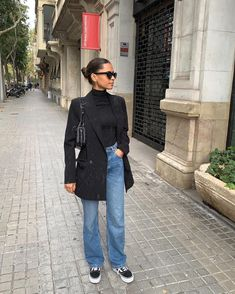 Uni Outfits, Stylish Outfits, Winter Outfits, Fashion Outfits, Minimal Fashion, Timeless Fashion, Trends, Facon, Mode Inspiration