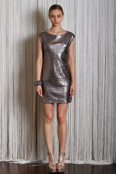 Badgley Mischka Resort 2011 Fashion Show Collection