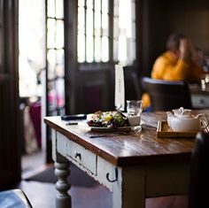 4himglory:  Sideboard Cafe, Danville CA | A Happy Day