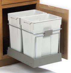 פח אשפה נישלף למטבח p551