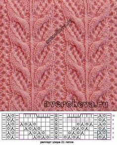 This Pin was discovered by tul - Strickmuster Anleitung Baby Knitting Patterns, Lace Knitting Stitches, Cable Knitting, Knitting Charts, Lace Patterns, Easy Knitting, Knitting Socks, Stitch Patterns, Crochet Socks