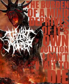 THY ART IS MURDER Dead Sun Thy Art Is Murder, Metal Artwork, Music Lyrics, Sun, Rock, Logos, Songs, Lyrics, Song Lyrics