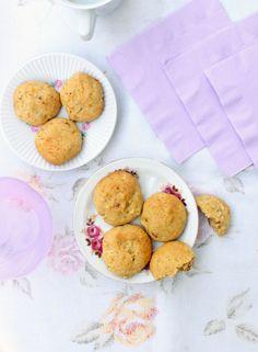 Vegan delicious biscuits. Biscotti vegani, recipe on http://dilycious.com/en/ricette/vegan-biscuits/ 