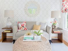 40+ inspirações para decorar salas pequenas