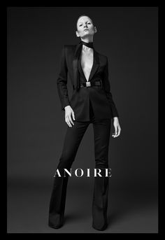 ANOIRE CAPSULE COLLECTION 2018 PHOTO Mariusz Tokajuk photography MAKE-UP & HAIR Justyna Wróbel make-up & hair PRODUCER Magda Parol MODEL Alex Woronowska  https://www.facebook.com/anoireofficial/ https://www.instagram.com/anoireofficial/