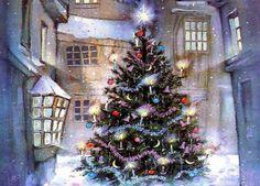 Новогодняя елка, легенда о новогодней елке, как появилась новогодняя елка?