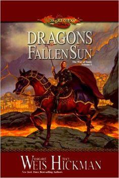 Dragons of a Fallen Sun: Margaret Weis, Tracy Hickman: 9780786915644: Books - Amazon.ca