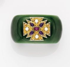 One of Coco Chanel's Bracelet of Choice.  Vendura Designed for Chanel