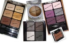 Wet'n Wild dupes for MAC