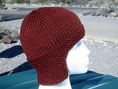 Ravelry: BUN Hat pattern by Andi OldTrout