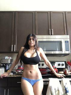 Bikini butt sex creampie big boobs