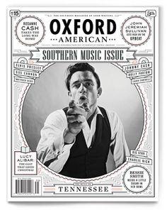 Portada · Oxford American