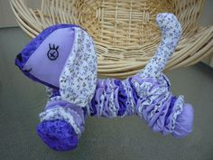 yoyo fabric toy