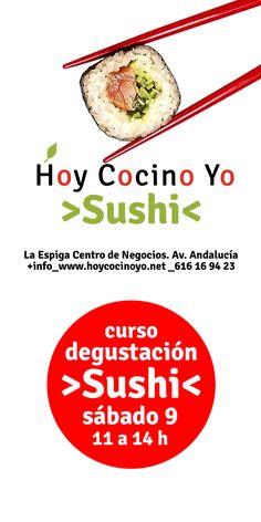 Curso + degustación de sushi