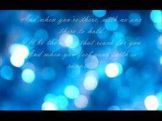 """""""I'll Be"""" By: Reba McEntire (Lyrics),  Dedicated to Ariana, Ricardo and Andre Romero"""