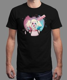 """""""Puddin' Nightmare"""" is today's £9/€11/$12 tee for 24 hours only on www.Qwertee.com Pin this for a chance to win a FREE TEE this weekend. Follow us on pinterest.com/qwertee for a second! Thanks:)"""