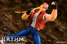 95.00$  Watch here - http://aliwzo.worldwells.pw/go.php?t=1598561136 - Bandai D-Arts Terry Bogard King Of Fighter 94 Super Hero Action Figure