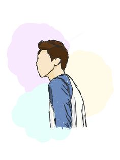 Sungjin - Raw Colour Sketch [iPAD]