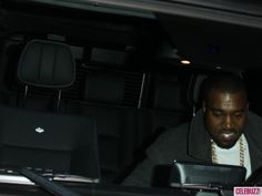 Kanye West is seen leaving the #Chateau #Marmont in West Hollywood on January 2 ,2013.  http://celebhotspots.com/hotspot/?hotspotid=23421&next=1
