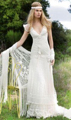 robe de mariée rétro, robe de mariée vintage