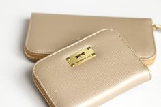 VICKY handmade leather wallet
