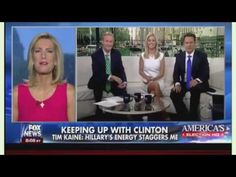 #Fox News - Fox & Friends (9/13/16) Newt Gingrich On Fox & Friends…
